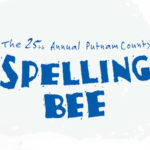 The Putnam County Spelling Bee logo