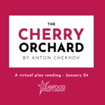 The Cherry Orchard staged reading at Leawood stage company