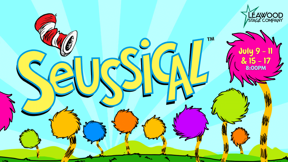 From Broadway to Leawood, It's a Very Small World - Seussical